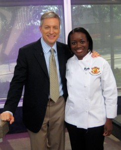 Bill Henley & Chef Janet NBC 10-TV, Philadelphia